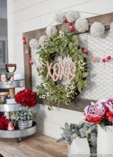 Stylish Valentines Day Decoration Ideas That You Will Love It 19