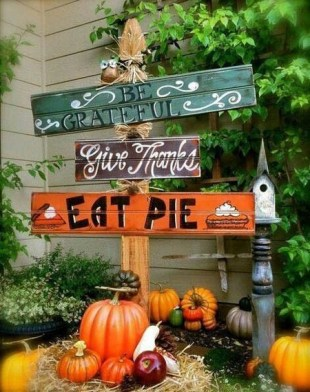 Superb Thanksgiving Decoration Ideas You Need To Copy 15