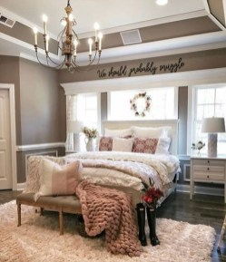 Wonderful Farmhouse Bedroom Decorating Ideas That You Need To Try 12