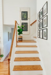 Adorable Botanical Trends Ideas To Try For Minimalist Stairs 13