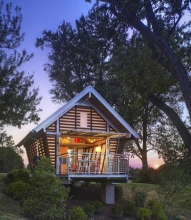 Affordable Tiny House Design Ideas To Live In Nature 06