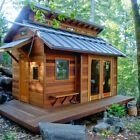 Affordable Tiny House Design Ideas To Live In Nature 20