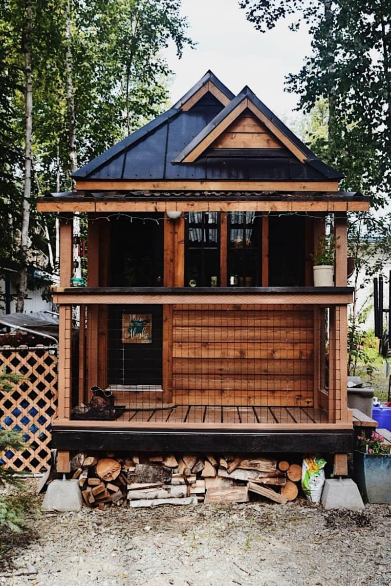 Affordable Tiny House Design Ideas To Live In Nature 27