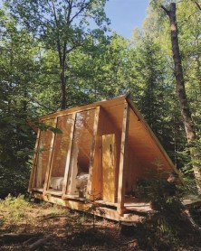 Affordable Tiny House Design Ideas To Live In Nature 33