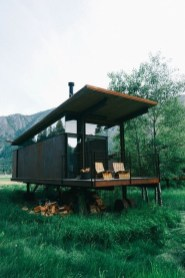 Affordable Tiny House Design Ideas To Live In Nature 34