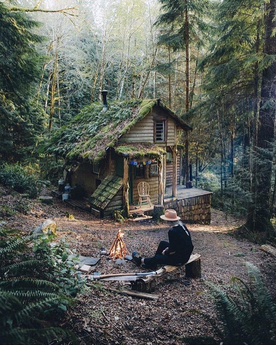 Affordable Tiny House Design Ideas To Live In Nature 37