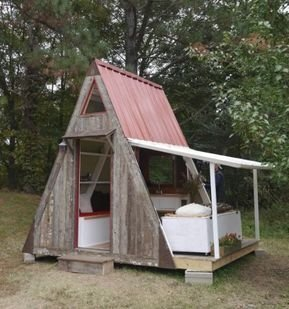 Affordable Tiny House Design Ideas To Live In Nature 40