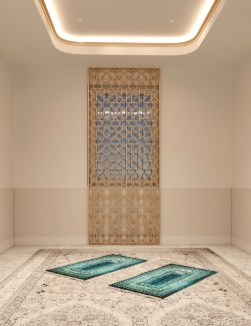 Amazing Praying Room Design Ideas To Bring Your Ramadan More Beautiful 08