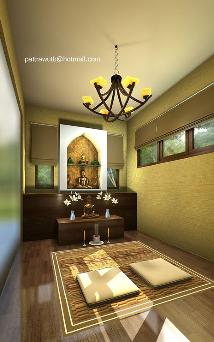 Amazing Praying Room Design Ideas To Bring Your Ramadan More Beautiful 10