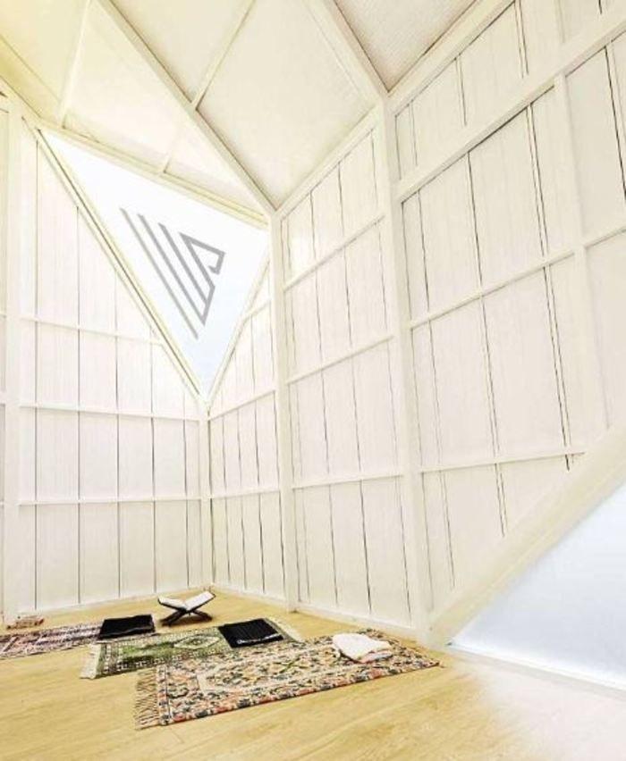 Amazing Praying Room Design Ideas To Bring Your Ramadan More Beautiful 11