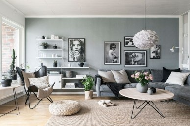 Best Noho Bachelor Loft Design Ideas With Stylish Gray Accents 11