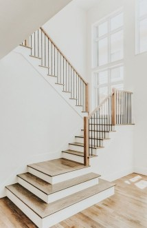 Brilliant Staircase Design Ideas For Small Saving Spaces To Try Asap 11