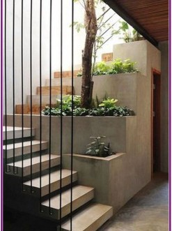Brilliant Staircase Design Ideas For Small Saving Spaces To Try Asap 14