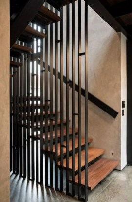 Brilliant Staircase Design Ideas For Small Saving Spaces To Try Asap 15