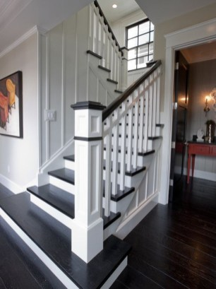 Brilliant Staircase Design Ideas For Small Saving Spaces To Try Asap 27