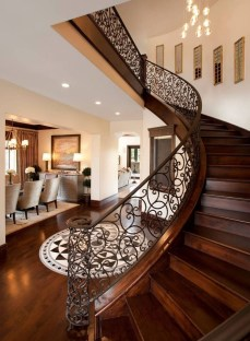 Brilliant Staircase Design Ideas For Small Saving Spaces To Try Asap 31