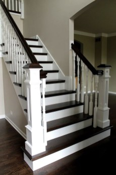 Brilliant Staircase Design Ideas For Small Saving Spaces To Try Asap 49