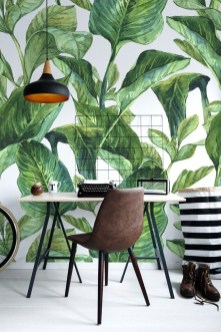 Brilliant Tropical Winter Decor Ideas That Bring Your Home Into Holiday Feel 20