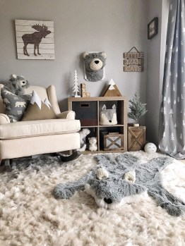 Cozy Winter Decorations Ideas For Kids Room To Have Right Now 08