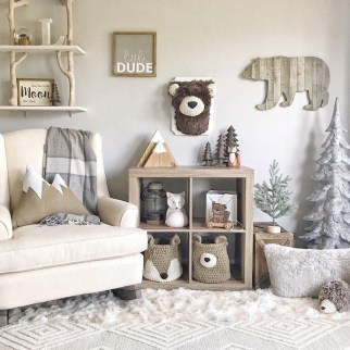 Cozy Winter Decorations Ideas For Kids Room To Have Right Now 16