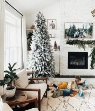 Cozy Winter Decorations Ideas For Kids Room To Have Right Now 29