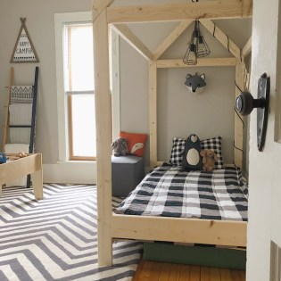 Cozy Winter Decorations Ideas For Kids Room To Have Right Now 36