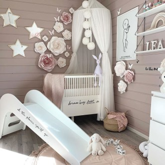 Cozy Winter Decorations Ideas For Kids Room To Have Right Now 39
