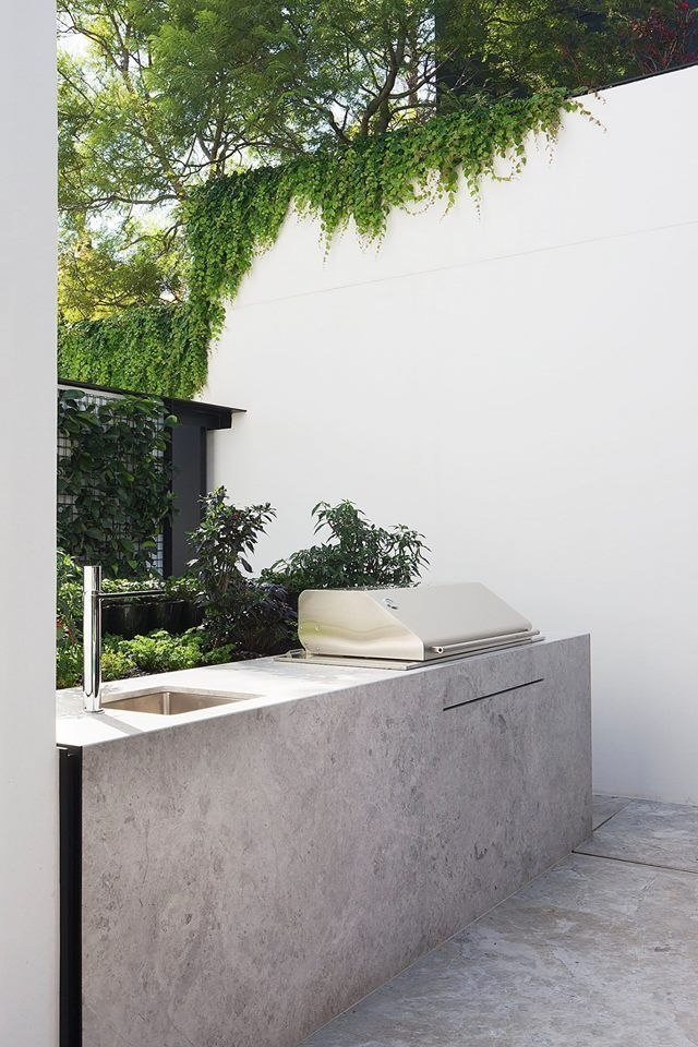 Excellent Private City Garden Design Ideas With Beach Vibes 10