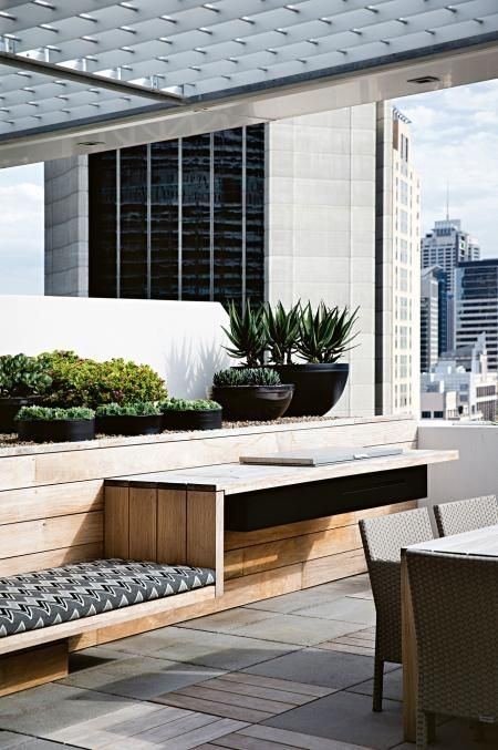 Excellent Private City Garden Design Ideas With Beach Vibes 46