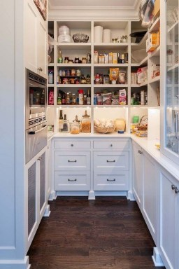Incredible Kitchen Pantry Design Ideas To Optimize Your Small Space 06