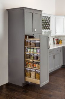Incredible Kitchen Pantry Design Ideas To Optimize Your Small Space 10