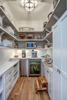 Incredible Kitchen Pantry Design Ideas To Optimize Your Small Space 11