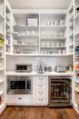 Incredible Kitchen Pantry Design Ideas To Optimize Your Small Space 18