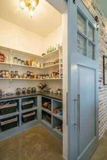 Incredible Kitchen Pantry Design Ideas To Optimize Your Small Space 22