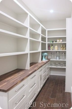 Incredible Kitchen Pantry Design Ideas To Optimize Your Small Space 24
