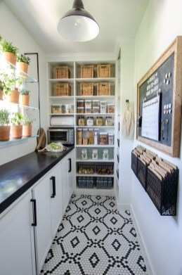 Incredible Kitchen Pantry Design Ideas To Optimize Your Small Space 43