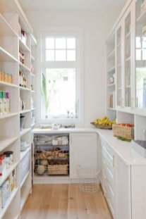 Incredible Kitchen Pantry Design Ideas To Optimize Your Small Space 46