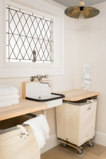 Inexpensive Tiny Laundry Room Design Ideas With Nature Touches 38
