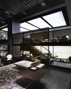 Inspiring Male Living Space Design Ideas That You Need To Try Asap 22