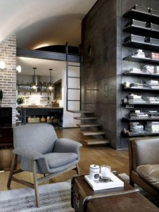 Inspiring Male Living Space Design Ideas That You Need To Try Asap 23