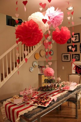 Outstanding Valentine Day Decorations Ideas That You Will Love 33