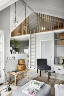 Pretty Scandinavian House Design Ideas With Wood Characteristics To Try 32