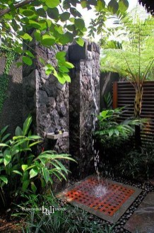 Sophisticated Outdoor Bathroom Design Ideas That Feel Like A Vacation 29