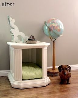 Spectacular Recycled Furniture Design Ideas For Your Pet Feel Happy 18