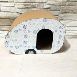 Spectacular Recycled Furniture Design Ideas For Your Pet Feel Happy 27