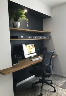 Splendid Workspaces Design Ideas That Mom Will Love 37