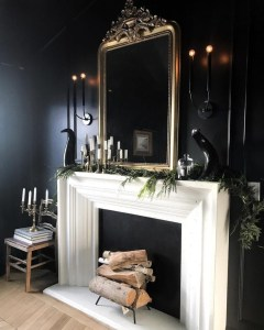 Superb Fireplaces Design Ideas Without Fire To Try In Your Home 10