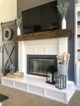 Superb Fireplaces Design Ideas Without Fire To Try In Your Home 19
