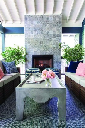 Superb Fireplaces Design Ideas Without Fire To Try In Your Home 35