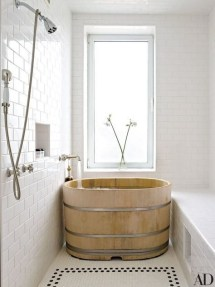 Adorable Japanese Soaking Bathtubs Design Ideas That Will Inspire You 11